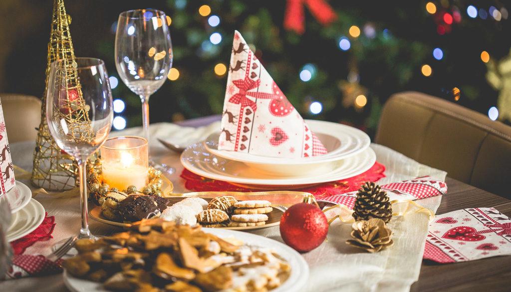 Consejos para evitar subir de peso en fiestas navideñas