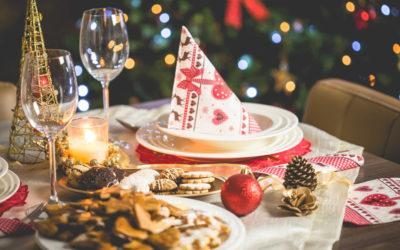 Consejos para evitar subir de peso en las fiestas