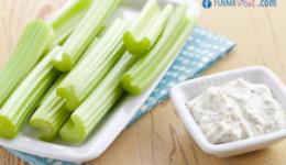 Yogurt and Cucumber Dip