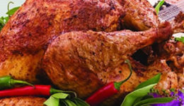 Mexican-Style Marinated Turkey