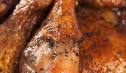 Pollo Rostizado Casero