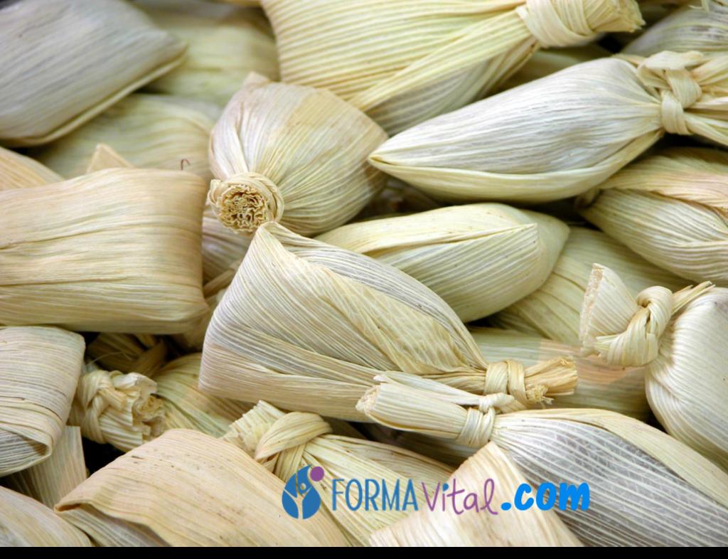 Tamales Bajos en Carbohidratos